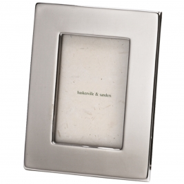 Classic Silver Plated Frame-6x4""