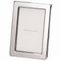 Narrow Classic Silver Plated Frames